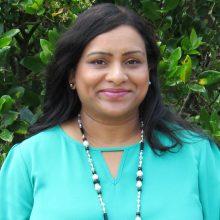 Image: Headshot of Dr. Prasanthi Reddy